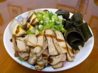滷菜拼盤-江太太牛肉麵